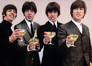 Beatles-Happy-New-Year-Champagne