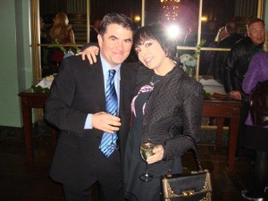 Mark Brunig & Jane Wiedlin