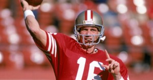 Joe Montana Voted Greatest NFL Player in History