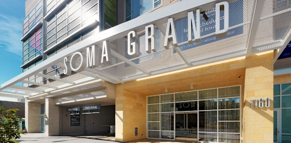 03.01.10 – CitiScape Property Management Group announces new client – The SOMA Grand