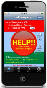 InEmergency Personal Safety App – Now Available!